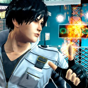 The King of Fighters XIV TGS